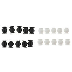 10pcs Anti Vibration Rubber Damper Balls for FPV RC Quadcopter Flight Controller $9.82
