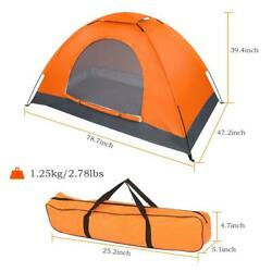 Waterproof Automatic Instant Pop Up Tent Outdoor Camping Hiking Supply US $21.90