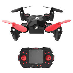 Holy Stone HS190 Mini RC Drone Altitude Hold 3D Filps Quadcopter Remote Control $24.99