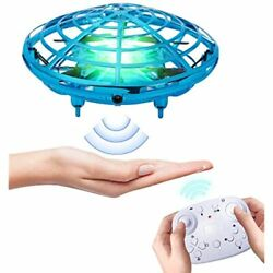 XINHOME Hand Operated Drones Kids Adults Mini Remote Control With 2 Flying 3D $29.66