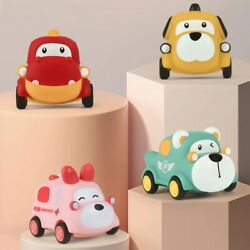 Car Toys For Baby Boys Soft Toy Cars For Toddlers 13 24 Months For Kids $20.15