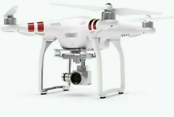 DJI Phantom 3 Standard Quadcopter Camera Drone White $400.00