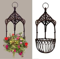 Tall 25quot; Tall Victorian Hanging Basket Gazebo Design $69.95