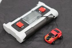 Hot Wheels RC Nitro Speeders Red Ford Mustang GT w Remote amp; Charger VERY RARE C $110.00