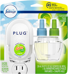 Febreze Plug in Air Freshener and Odor Eliminator Scented Oil Refill and Oil $7.48
