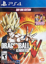 Dragon Ball XenoVerse Day One Edition Sony PlayStation 4 2015 $7.00