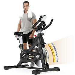 Indoor Cycling Bike Stationary Exercise Bike Home Cardio Workout Cycling Machine $251.09