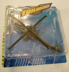 AH 64 Apache Helicopter. US ARMY. Maisto Fresh Metal Tailwinds. NEW in Package $13.99