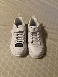 Girls white Skechers sneakers Size 3 Brand New With Tags $24.95