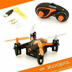Zoopa Q55 Mini Quadcopter Drone 6 Axis 2.4GHz Wireless Technology Flip mode $39.95