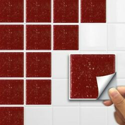 Decorative Stickers Bathroom Tile Stickers Self adhesive Wall Stickers 25pcs C $22.22