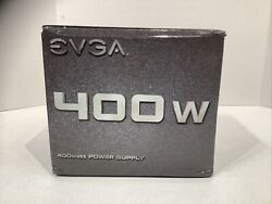 EVGA Power Supply 400 Watts 400W 100 N1 0400 L1 $35.00