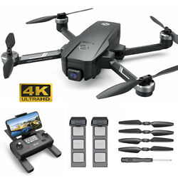 Holy Stone HS720E GPS FPV RC Drone with 4K EIS UHD Camera Quadcopter Brushless $299.96