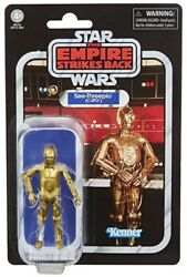Star Wars The Empire Strikes Back Vintage Collection C 3PO Action Figure $10.00