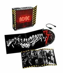 AC DC Power Up Limited Deluxe Edition Lightbox CD Box Set It Lights Up $32.99