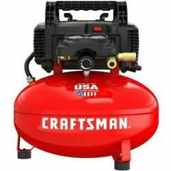 CRAFTSMAN Air Compressor 6 gallon Pancake Oil Free $159.95