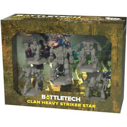 Catalyst Battletech Heavy Striker Star Box Set =NEW= $29.95