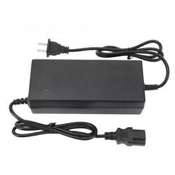 Universal Electric Scooter Battery Charger Ebike Bicycle Power Adapter Quality $24.21