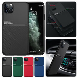 Magnet Shockproof Case For iPhone 12 11 Pro Max Mini XR XS SE 7 8 6s Plus Cover $7.56