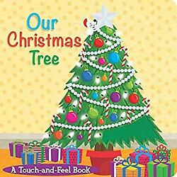 What#x27;s on the Christmas Tree? : A Touch and Feel Book Novelty Little Bee Books $5.36