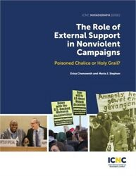 The Role of External Support in Nonviolent Campaigns: Poisoned Chalice or Holy G $14.78