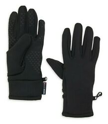 Swiss Tech Touchscreen Compatibility Liner Gloves Men#x27;s Size S M L XL NWT $8.99