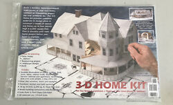 3 D Home Kit: All You Need to Construct a Model of Your Own Home or Addition $20.00