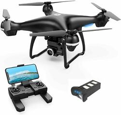 Holy Stone HS100 GPS FPV RC Drone with 2K HD Wifi Camera Quadcopter Follow Me US $99.99