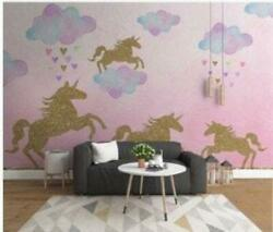 Unicorn Wall Stickers for kids#x27; bedrooms Pink Unicorn Decals for bedrooms Unic $14.99