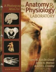 Photographic Atlas for the Anatomy and Physiology Laboratory Spiral $5.65