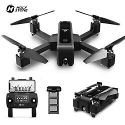 Holy Stone HS550 GPS FPV RC Drone with 4K Camera Quadcopter Brushless Follow Me $152.99