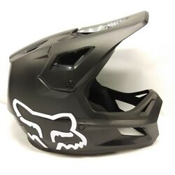 Fox Youth Rampage Helmet Rental Shop Version 25964 001 Small Black Youth $64.98