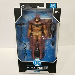 DC Multiverse McFarlane Batman: White Knight Red Edition 7quot; Figure NIB 2021 $33.88