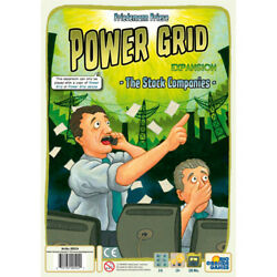 Power Grid: The Stock Companies Expansion $31.28