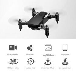 RC Drone Camera 4K WiFi FPV Altitude Hold Headless Mode QuadcopterBag Toy Y2I3 $24.91
