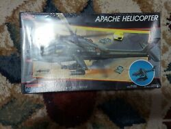 Monogram snap tite 1:72 Apache Helicopter new $8.00