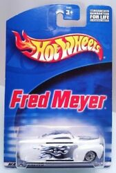 Hot Wheels Fred Meyer Exclusive Tail Dragger $3.75