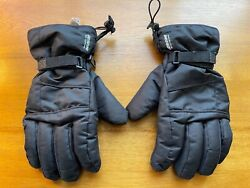 Gortini Waterpoof Gloves Men#x27;s Large $10.00
