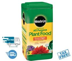 Miracle Grow Water Soluble 5 lb. All Purpose Plant Food All Season Plant Food $12.19