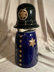 schultz and dooley steins utica club steins Officer Sudds is ready for duty  $55.00