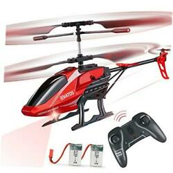 RC Helicopter Remote Control Helicopter for Kids Altitude Hold Hobby RC $44.04