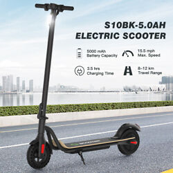MEGAWHEELS S10 FOLDABLE ADULT ELECTRIC SCOOTER 8.0quot; HONEYCOMB TIRE 250W MOTOR $208.95