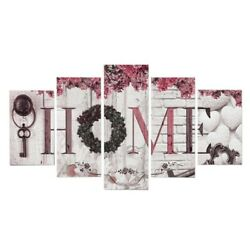5pcs Unframed HOME Art Oil Painting Print Canvas Picture Home Wall Decor US $11.98