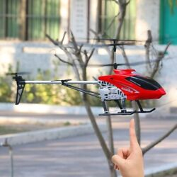 Helicopter Large Remote Control Aircraft With LED lights RC Electric Helicopter $99.22