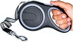 Extra large dog Retractable leash 26 ft Tangle Free Heavy Duty Pet Walking $26.99