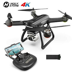 Holy Stone HS700D RC Drone With 4K HD Camera FPV GPS Quadcopter Brushless Motor $215.99