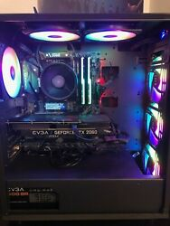 Custom Gaming Computer for Gaming and Design $1783.00