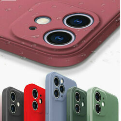 Liquid Shockproof Case Camera Lens Cover For iPhone 12 11 Pro XS Max XR X 8 7 SE $3.99