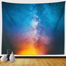 Sinsoledad Galaxy Tapestry Trippy Planet Wall Hanging for Bedroom Psychedelic $14.99