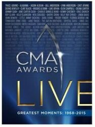 TIME LIFE CMA Awards Live 10 DISC SET 1968 2015 DVD